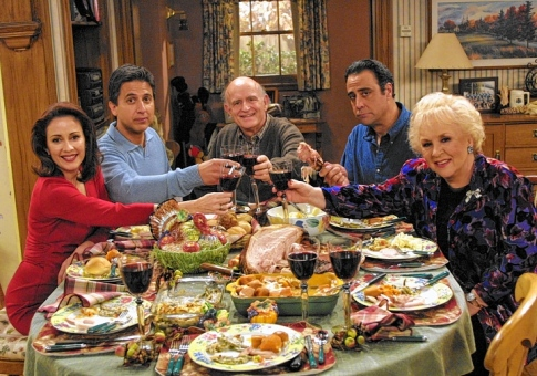 Everybody Loves Raymond House Painting Episode