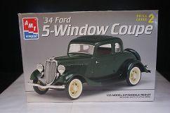 amt-34-ford-5-window-coupe-model-kit-scale-1-25-unsealed-plastic-car-5f5b15322809a83c799e88733b8b84e2